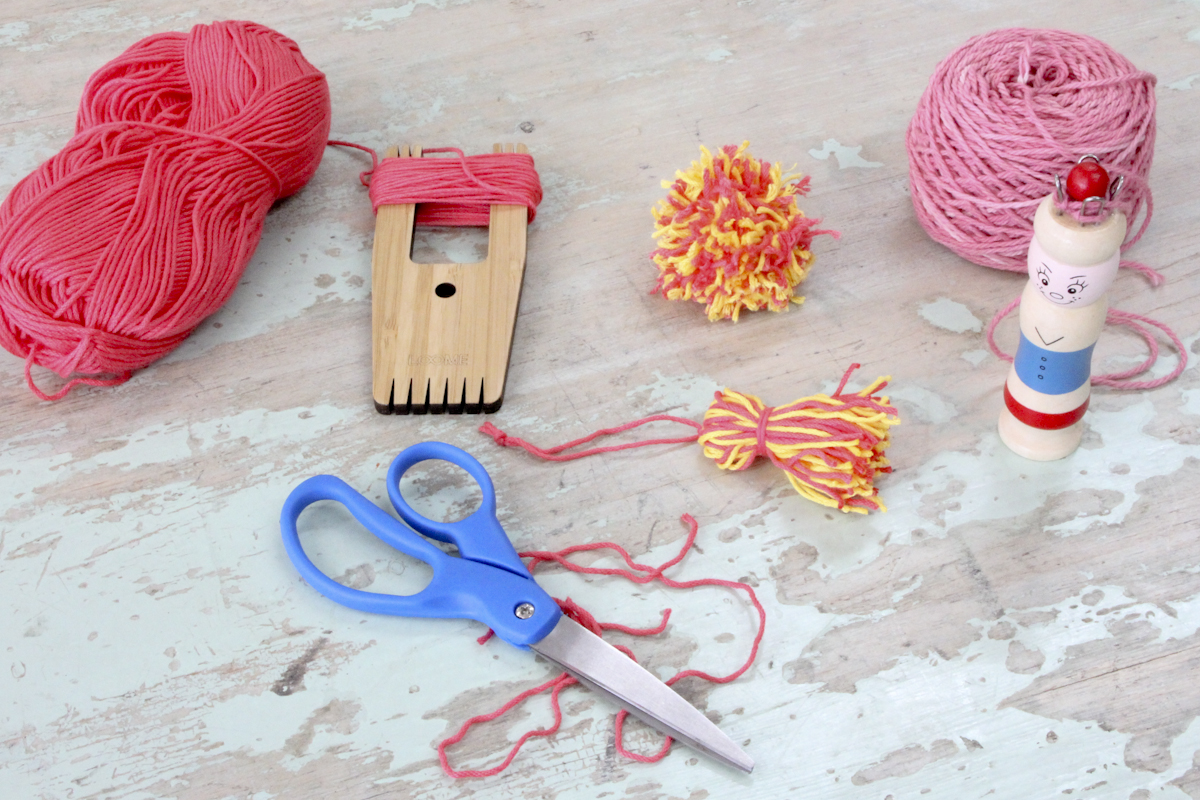 Loome Tool and Knitting Nancy