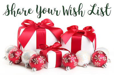 Share Your Wishlist